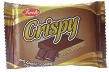 CRISPY CHOCOLATE COATED WAFER 27GR