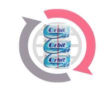 Orbit peppermint