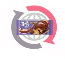 Milka Choco Wafers 180g