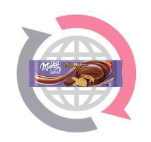 Milka Choco Waffer 300 gr