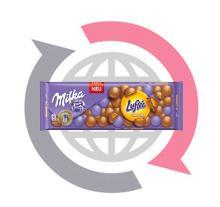 Milka Luflee Caramel 300 gr