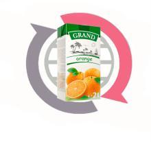 Jus Grand Orange 2l
