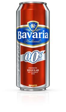 BAVARIA non alkoholic beer