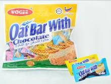 Oat Bar With Chocolate