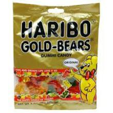 100g Gold Bears Haribo