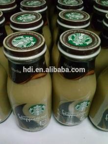 9oz Mocha/Frappuccino Glass Bottle Coffee Starbucks