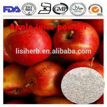 Food grade instant fruit flavored apple powder/ dried apple powder/ apple juice powder