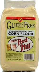 CORN FLOUR FOR HUMAN CONSUMPTION
