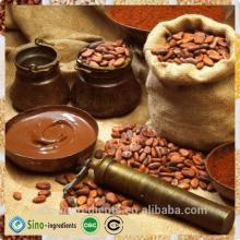competitive  natural  and  alkalized   cocoa   pow der