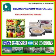 100% Natural Freeze Dried Fruit Powder:freeze dried fruit powder