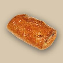Croissant filled with ham and cheese 120grs
