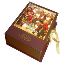 Christmas Book with chocolates 200g