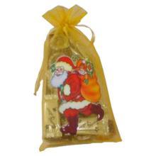 Christmas bag with chocolates 140g