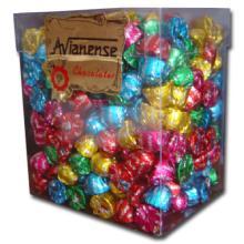 Chocolate bonbons in box 1500g