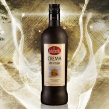 Grape Brandy Cream 15% Vol. 700cc Bottle