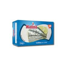 Canned Sardines in Lemon Sauce 120g