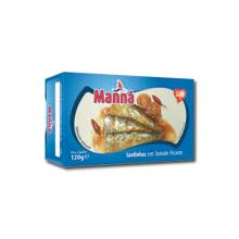 Canned Sardines in Hot Tomato Sauce 120g