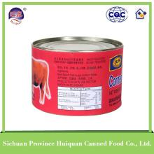 top products hot selling new 2014 types canned food products beef luncheon meat