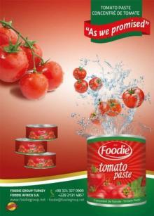 FOODIE TOMATO PASTE