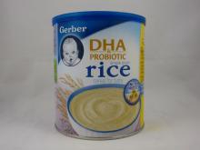 Gerber Baby Cereal, Multigrain, Sitter - 16 oz canister