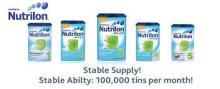 NUTRILON STANDAARD 1-5 infant formula