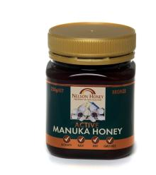 Nelson Active Manuka Honey Health Bronze (NZ New Zealand Manuka) 250g/500g