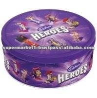 Cadburys Heroes Tin 800g -  High   Quality   Chocolate