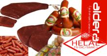 Turkish Salami Manufacturers Turkey HALAL Soujouk Pastrami Sausage Beef Salami Turkish Salami Sliced