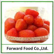 Fresh canned peeled tomato for sale