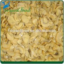 2840g fresh sliced mushroom in tin