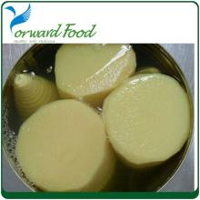 natural canned whole bamboo shoots in water