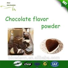 Wholesale Pure Natural Chocolate Flavour Powder