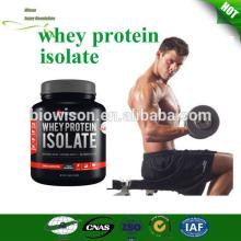 Sports Nutrition wholesale whey protein isolate 80%