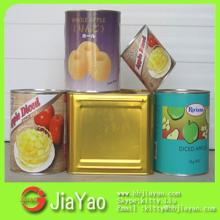 Factory fresh canned apple in syrup/ canned fruits