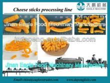 Corn puffs snack making extruder machine