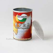 canned potato chips snacks