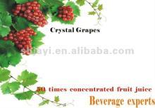 50 times Crystal Grape syrup
