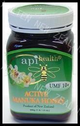 honey_new zealand honey_Manuka Honey_Manuka Honey UMF 10+ - 500g