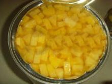 Canned Pineapple (Tidbit)