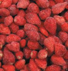 Frozen Strawberry (natural, wild and large)