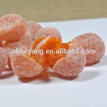 Small kumquat with cream sugar dried plum
