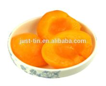 Hot Sale 425g canned yellow peach canned yellow peaches in syrup