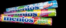 Mentos Roll Candy 12/15ct.