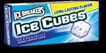 Ice Breakers Peppermint Ice Cube 8/10 ct