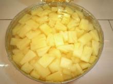 CANNED PINEAPPLE / IQF PINEAPPLE