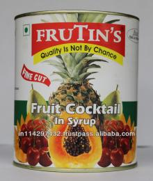 Canned Fruit Cocktail (Fine Cut)