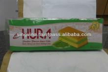 Confectionery , Hura Pandan flavour layer cake 360g