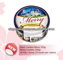 Merry Cookies 300g
