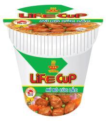 Life Cup Beef Flavor Instant noodles 60g