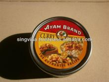 Ayam brand Tuna Curry 185g